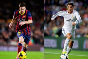 Cristiano Ronaldo Vs Lionel Messi pic03