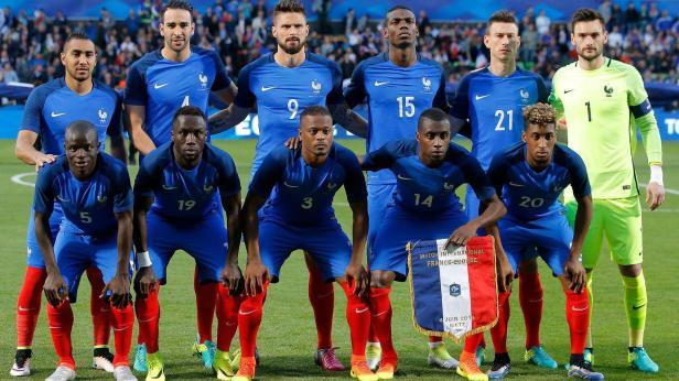 equipe de France euro